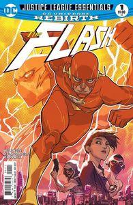 [Justice League: Essentials: Flash #1 (Rebirth) (Product Image)]