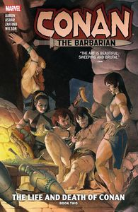 [Conan The Barbarian: Volume 2: Life & Death Of Conan: Book Two (Product Image)]