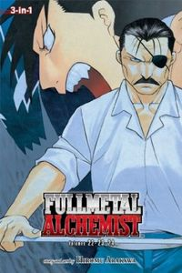 [Fullmetal Alchemist: 3-In-1 Edition: Volume 8 (Product Image)]