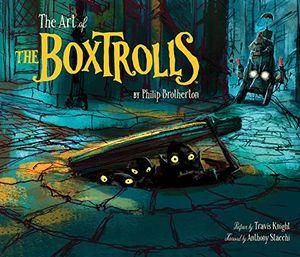 [Art Of Box Trolls (Hardcover) (Product Image)]