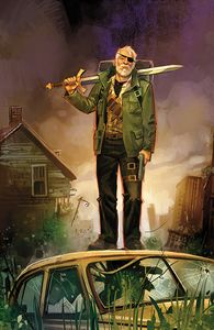 [Buffy: The Last Vampire Slayer #1 (Cover B Reis) (Product Image)]