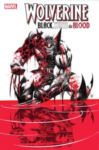 [Wolverine: Black White Blood #1 (Product Image)]