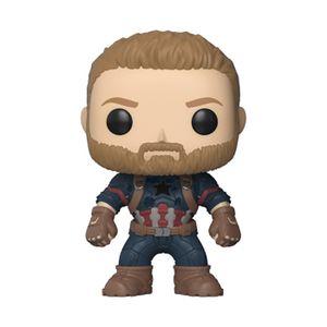 [Avengers: Infinity War: Pop! Vinyl Bobblehead: Captain America (Product Image)]