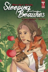 [Sleeping Beauties #7 (Cover B Woodall) (Product Image)]