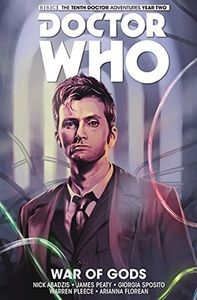 [Doctor Who: The Tenth Doctor: Titan: Volume 7: War of Gods (Product Image)]