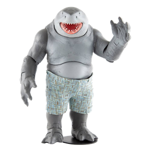 [The Suicide Squad: Action Figure: King Shark (Product Image)]