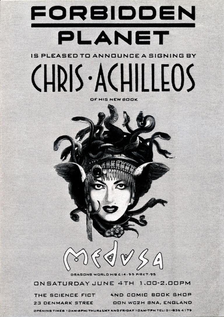 Chris Achilleos