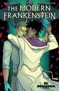 [The cover for Modern Frankenstein #1 (Cover A Vieceli & Pippa)]