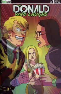 [The Donald Who Laughs #1 (Cover E Lenticular) (Product Image)]