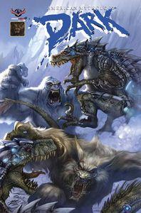 [Dark Werewolves Vs Dinosaurs Vs Yetis #2 (Product Image)]