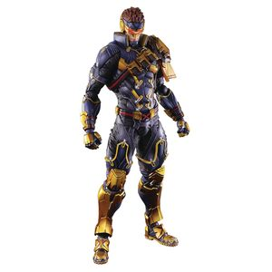 [Marvel Universe Variant: Play Arts Kai Action Figure: Cyclops (Product Image)]