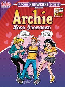[Archie: Showcase Digest #3 (Love Showdown) (Product Image)]