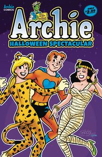 [The cover for Archie: Halloween Spectacular #1]