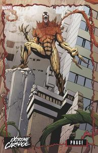 [Extreme Carnage: Phage #1 (Johnson Connecting Variant) (Product Image)]
