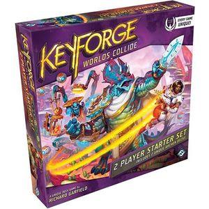 [Keyforge: 2 Player Starter Set: Worlds Collide (Product Image)]