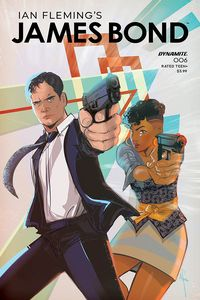 [James Bond #6 (Cover A Richardson) (Product Image)]
