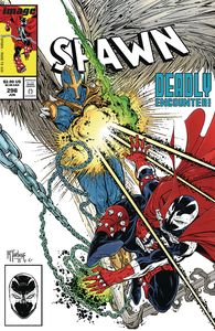 [Spawn #298 (Cover A Mcfarlane) (Product Image)]