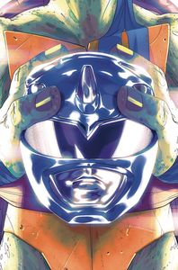 [Power Rangers/Teenage Mutant Ninja Turtles #3 (Leo Montes) (Product Image)]