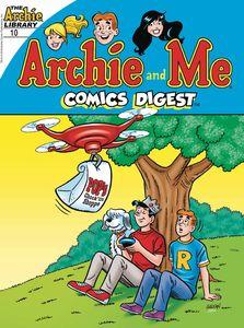 [Archie & Me: Comics Digest #10 (Product Image)]