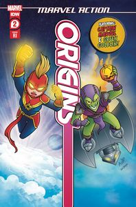 [Marvel Action: Origins #2 (Garbowska Variant) (Product Image)]