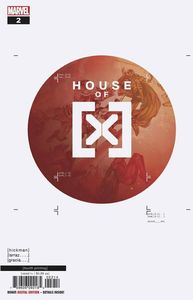 [House Of X #2 (4th Printing Variant) (Product Image)]
