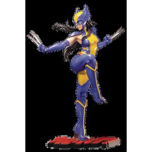 [Marvel Universe: Bishoujo Statue: Wolverine (Laura Kinney) (Product Image)]