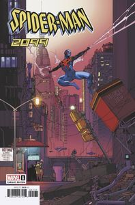 [Spider-Man 2099 #1 (Forman Variant) (Product Image)]