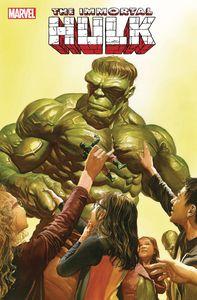 [Immortal Hulk: Volume 7: Hulk Is Hulk (Product Image)]