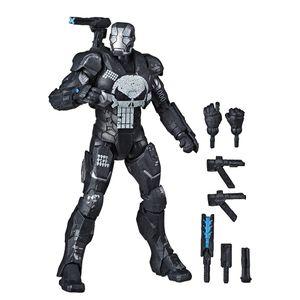 [Punisher: Marvel Legends Action Figure: Punisher War Machine Classic (Product Image)]