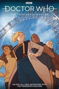 [Doctor Who: The 13th Doctor #6 (Cover C Zanfardino) (Product Image)]