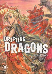 [Drifting Dragons: Volume 9 (Product Image)]