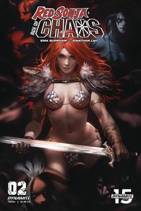 [Red Sonja: Age Of Chaos #2 (Cover C Chew) (Product Image)]