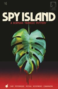 [Spy Island #4 (Cover A Miternique) (Product Image)]