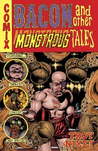 [Bacon & Other Monstrous Tales (Hardcover) (Product Image)]