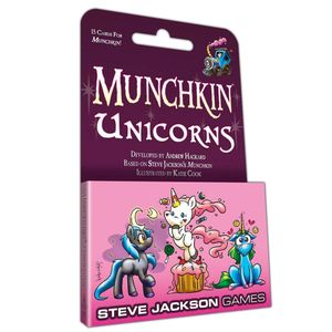 [Munchkin: Unicorns (Product Image)]