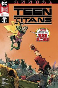[Teen Titans: Annual #1 (Product Image)]