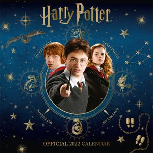 [Harry Potter: 2022 Square Calendar (Product Image)]