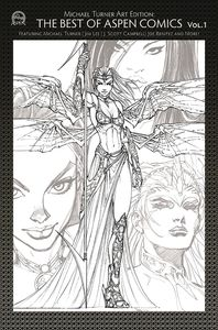 [Best Of Aspen Comics: Volume 1: Turner Art Edition (Cover A) (Product Image)]