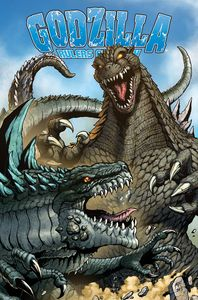 [Godzilla: Complete Rulers Of Earth: Volume 1 (Product Image)]