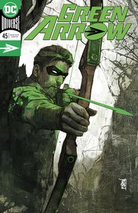 [Green Arrow #45 (Foil - Heroes In Crisis) (Product Image)]