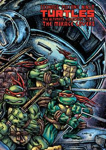 [Teenage Mutant Ninja Turtles: Ultimate Collectio: Volume 7 (Hardcover) (Product Image)]