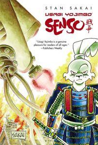 [Usagi Yojimbo Senso (Hardcover) (Product Image)]