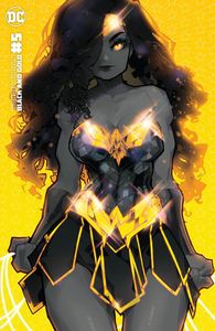 [Wonder Woman: Black & Gold #5 (Cover C Besch Variant) (Product Image)]