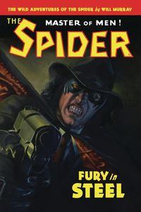 [Wild Adventures Of The Spider: Volume 2: Fury In Steel (Product Image)]