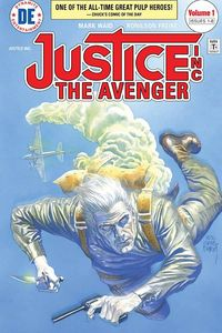 [Justice Inc.: The Avenger (Product Image)]