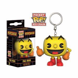 [Pac-Man: Pocket Pop! Keychain: Pac-Man (Product Image)]