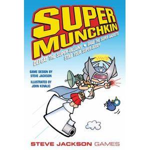 [Munchkin: Super Munchkin (Product Image)]