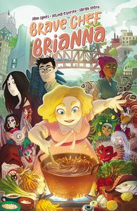 [Brave Chef Brianna (Product Image)]
