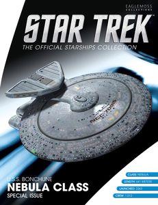 [Star Trek XL Starships #0 #26: Federation Nebula Class Explorer (Product Image)]