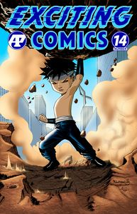 [Exciting Comics #14 (Product Image)]